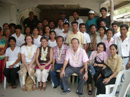 Le groupe de micro finance ASKI, Nagcularan
